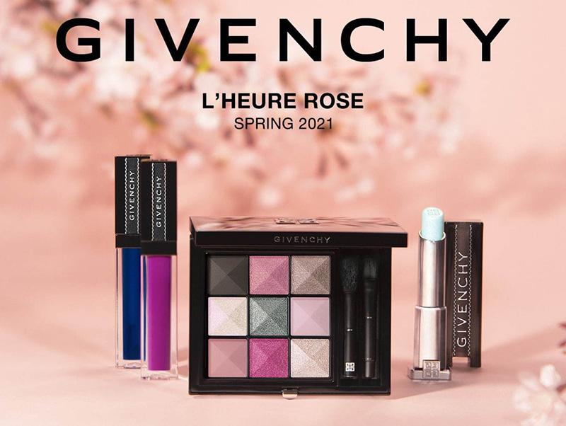 Givenchy L'Heure Rose Spring