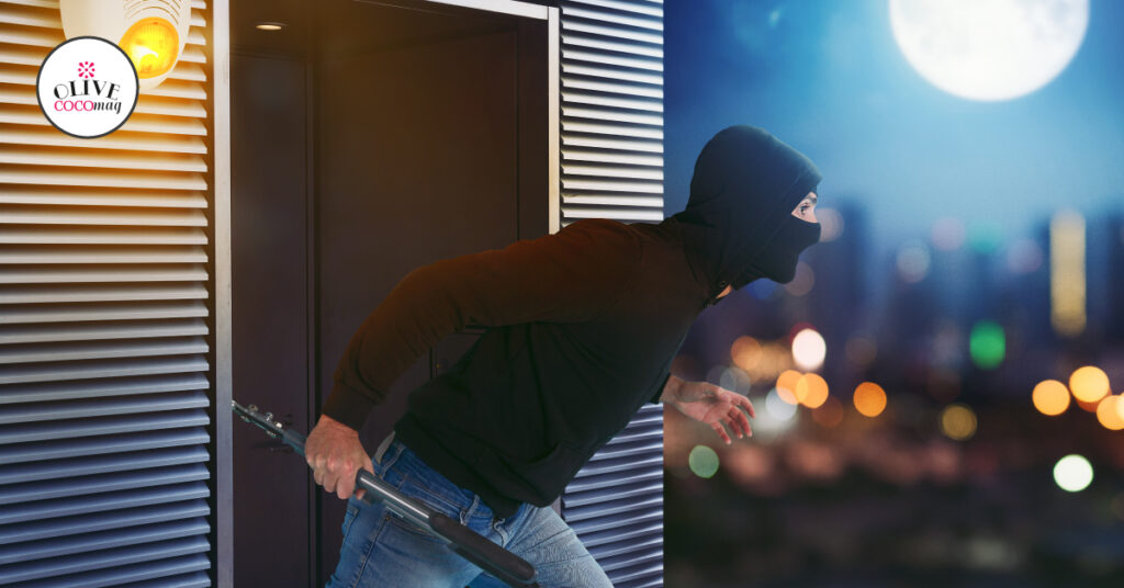 How to Make Your Home Burglar Proof?